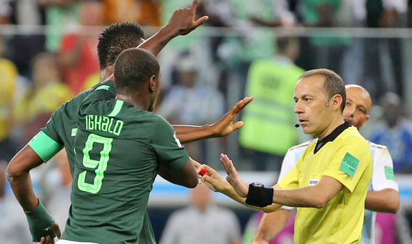 7325017_nigeriapenaltyrefereevarargentinaworldcup980008_jpege2c506985994158062111a352a2ea39e Nigeria Penalty Claim: Was Referee Wrong Over VAR Decision?