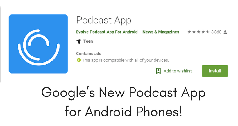 Google Podcast App Launch For Android - 5 Things We Learnt