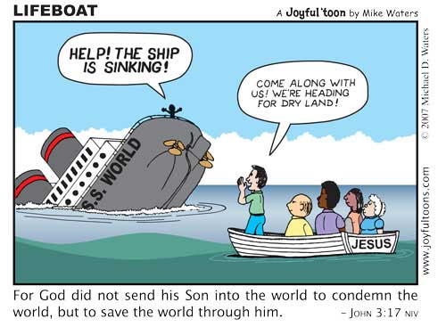 The Sinking Ship - Religion - Nigeria