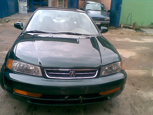 Lagos Cleared 1999 Acura Legend For Sale@ 950k - Autos ...