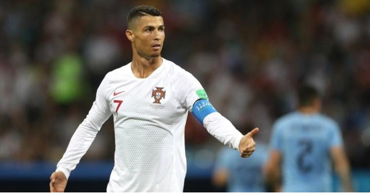 Image result for Juventus make surprise bid for Ronaldo after crashing out of the World Cup