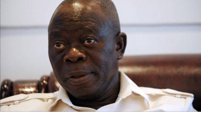 "Reformed APC: ""Be Patient"" – Oshiomhole Begs Aggrieved Party Members"
