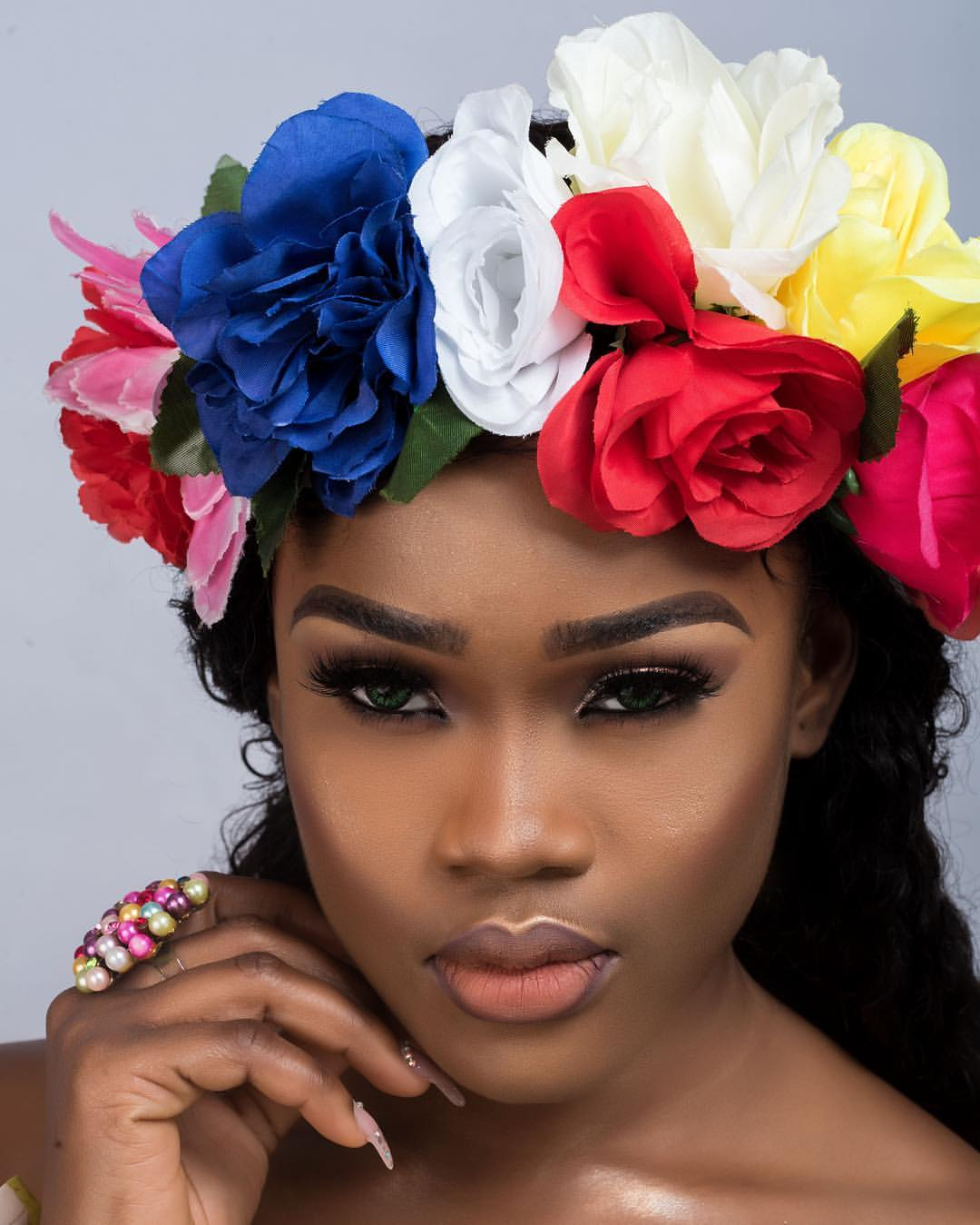 """HOT!!!:  Cee-C Rocks """"Shades By Juliet Ibrahim"""" In New Photo Shoot"""