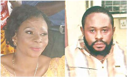 Photo: love birds burnt to death at Ajegunle