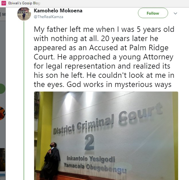 Lawyer Who Was Abandoned By His Father At 5 Reveals What Happened 20