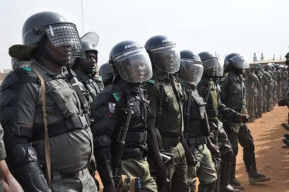 BREAKING !!!:  Ekiti Election – 30,000 Policemen, Two Helicopters, 4 ACPs, Others For Ekiti Election