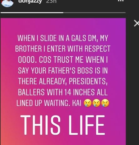 How Don Jazzy Gets Attention Of Women On Social Media