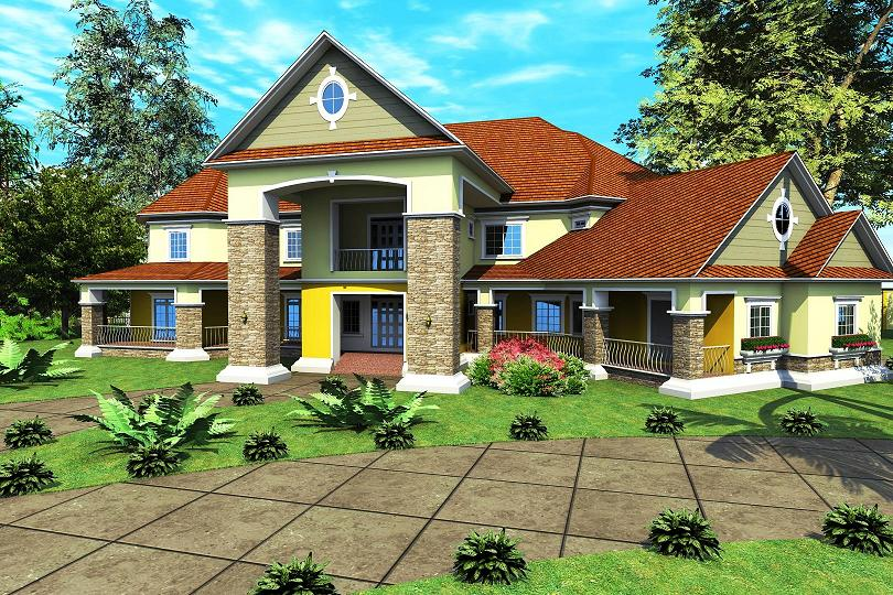 Cost Of Building A 4 Bedroom Bungalow All Ensuite In Nigeria Joy Studio Design Gallery Best
