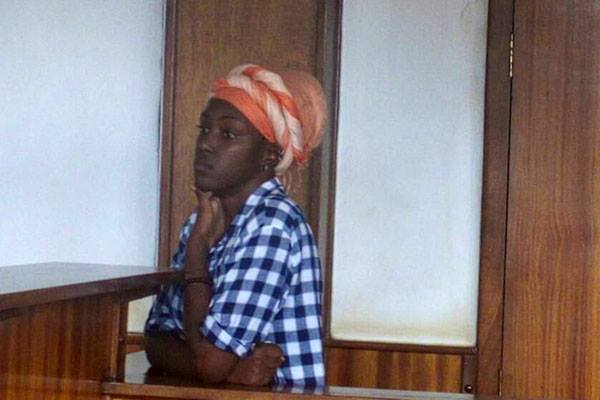 Ugandan Student In Prison For Sharing Video Of Herself Masturbating Online (Pics)
