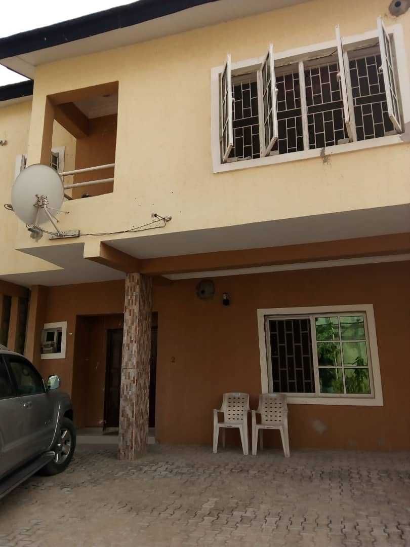 Fully Finished Terraced Duplex For 28m - Properties - Nigeria