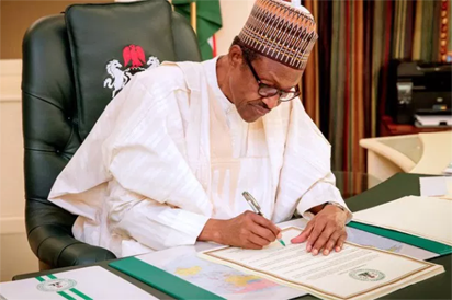 BREAKING!!!: Why We're Disbursing Abacha's Loot To Lift Up People– Buhari