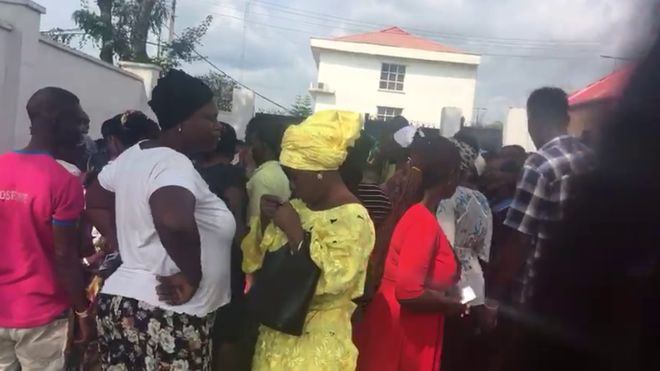 LORD!!!:  BBC Video – Ekiti Residents Collect N4,000 Each For Governorship Election