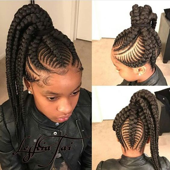 Latest 2018 Braided Hairstyles Trendy Best Collection To