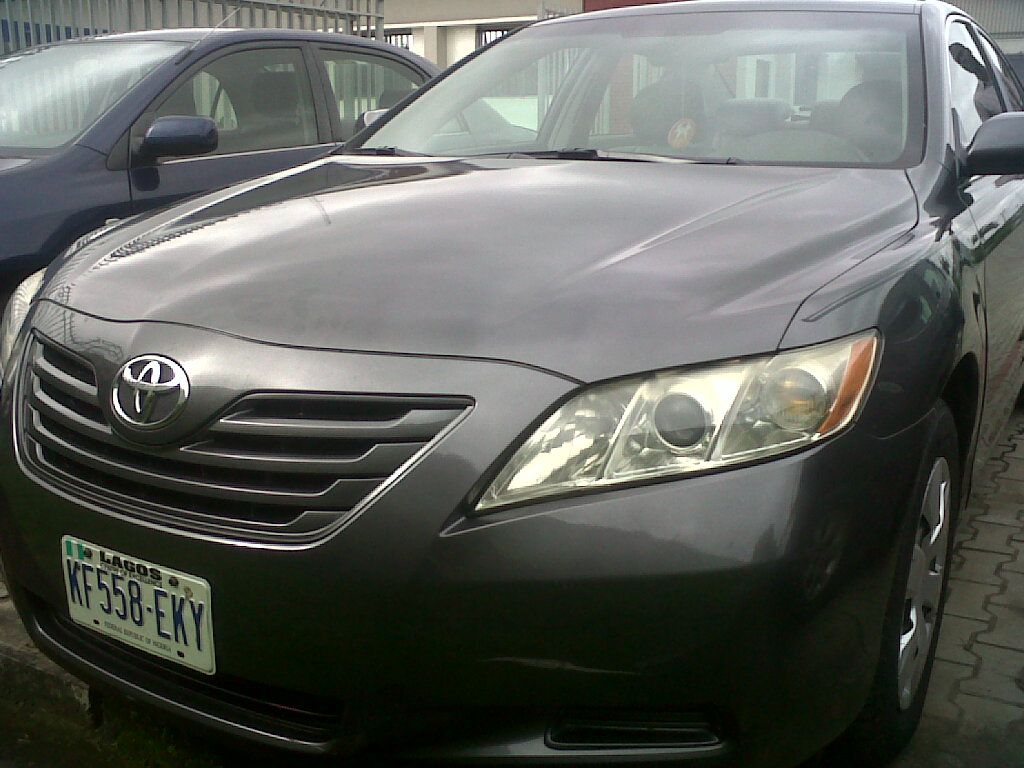 toyota camry 2008 naija used super clean 2 2m autos nigeria. Black Bedroom Furniture Sets. Home Design Ideas
