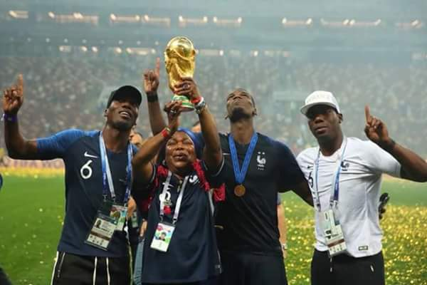 Amazing Hip Hop Dance From Paul Pogba And Brothers (Video)