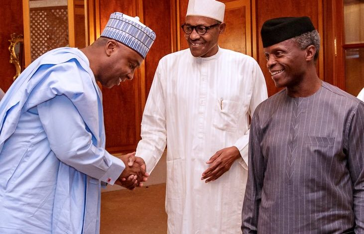 2019: Buhari, APC, Governors Woo Saraki With Juicy Offers – The Nation