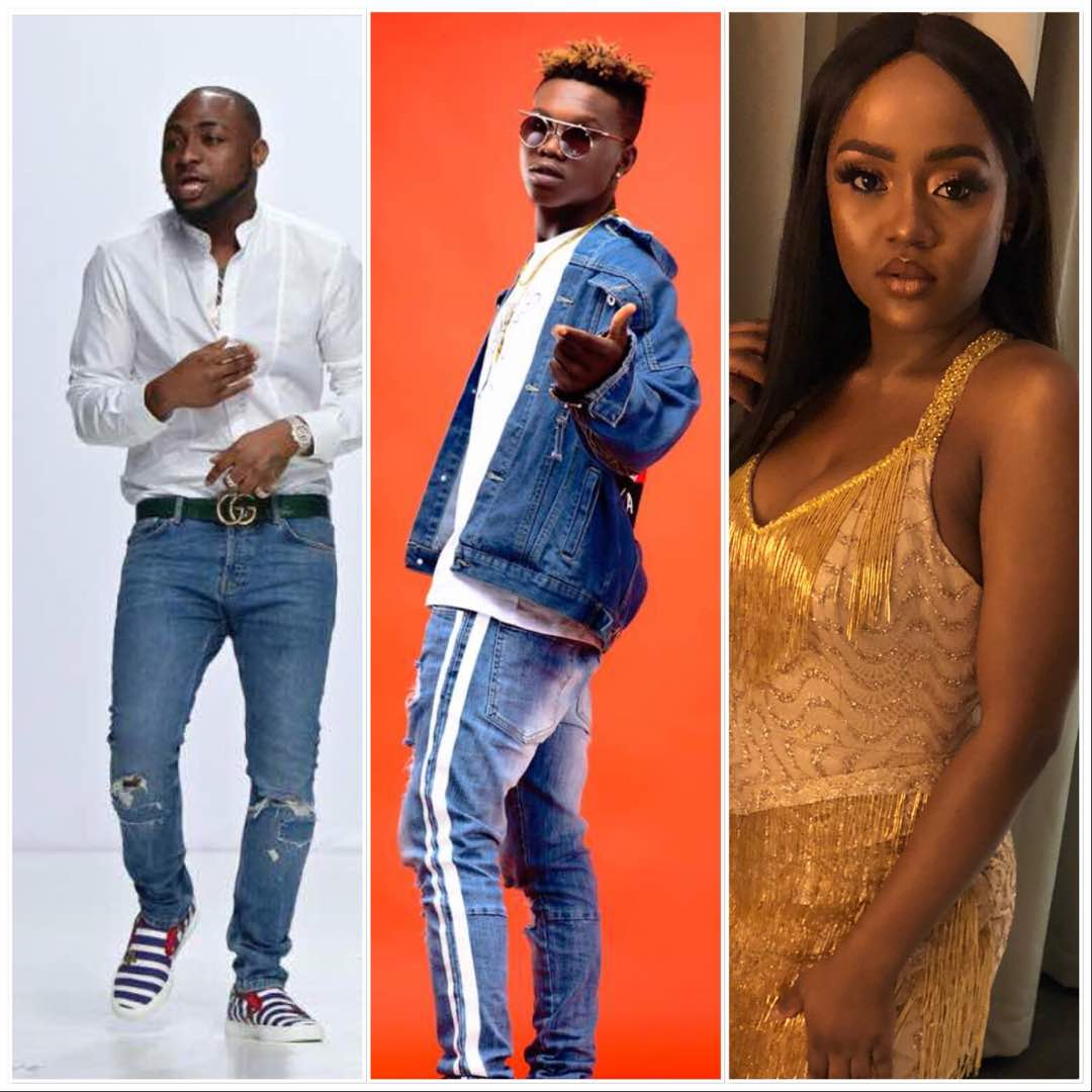 Meet Chidokeyz: Could He Be Chioma's Brother Davido Featured