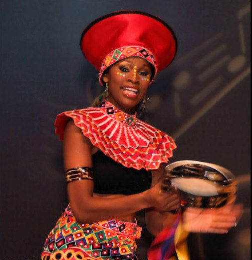Pictures Of African Traditional Clothing!