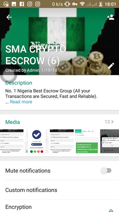 Join Our Whatsapp Crypto Group [legit] - Business - Nigeria