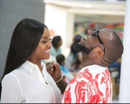 Davido & Chioma Featured In YABATECH Exam Questions