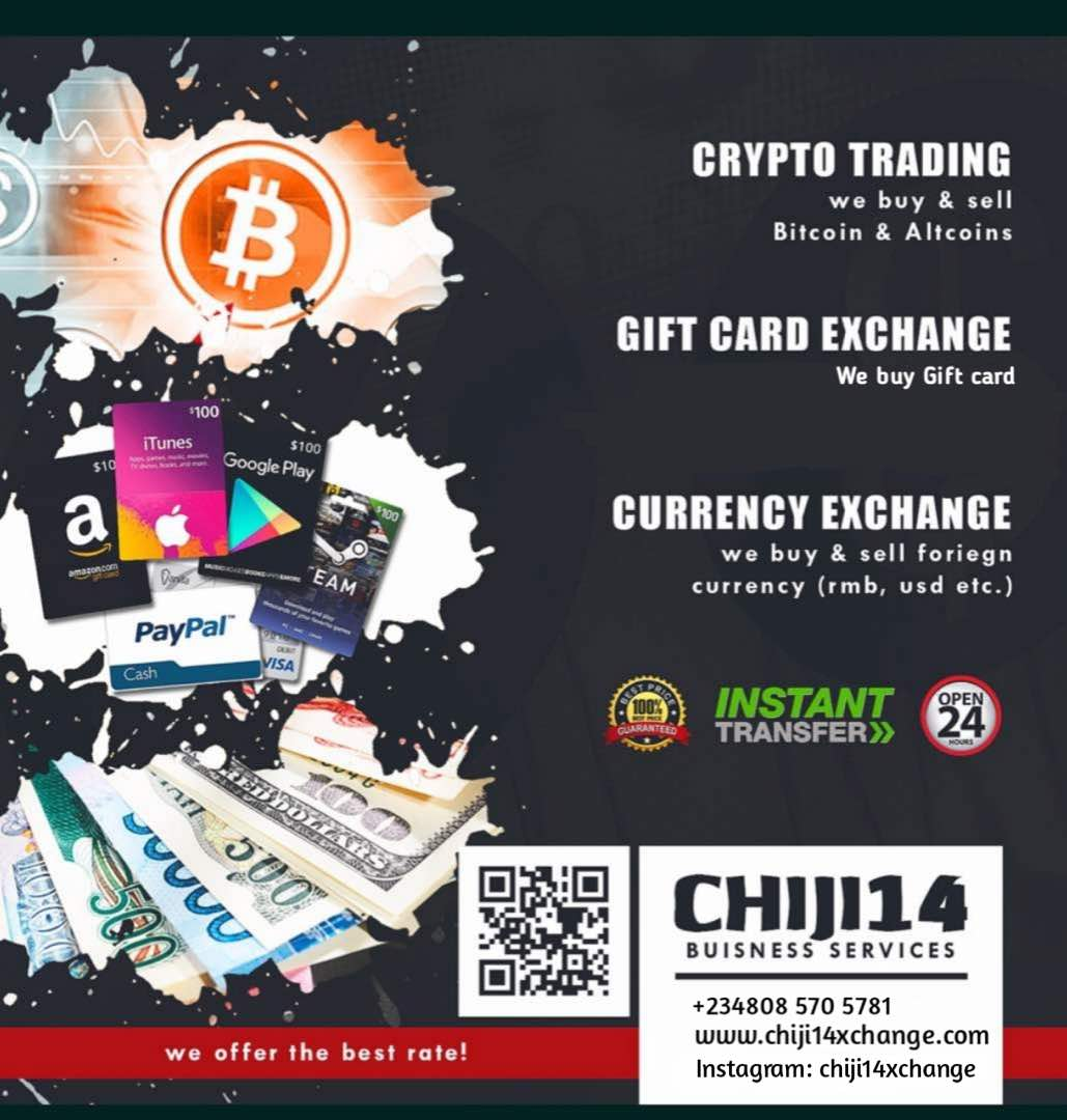 selling gift cards for cryptocurrency