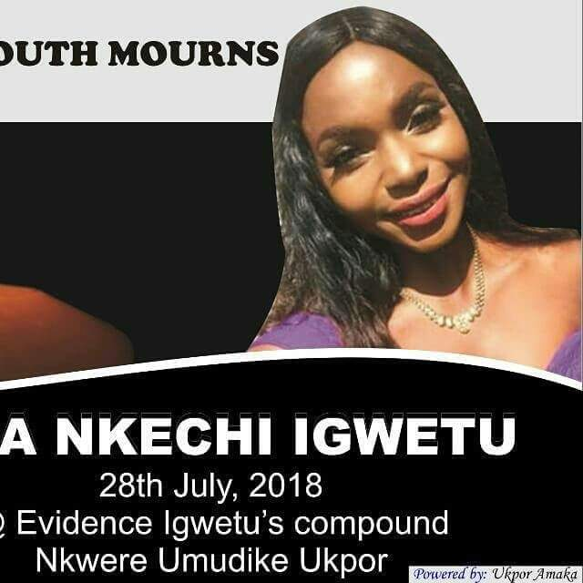 7483359_djmvacbx4aak6w_jpeg7690108061744f4d1ebbe4fa50c8c7c4 Corper Shot By Policeman, Angela Laid To Rest In Anambra (Photos)