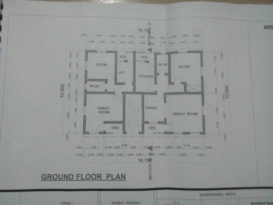 Cost Of Building A 2 Bedroom Flat Properties 3 Nigeria Electrical Wiring Diagram 1 Like