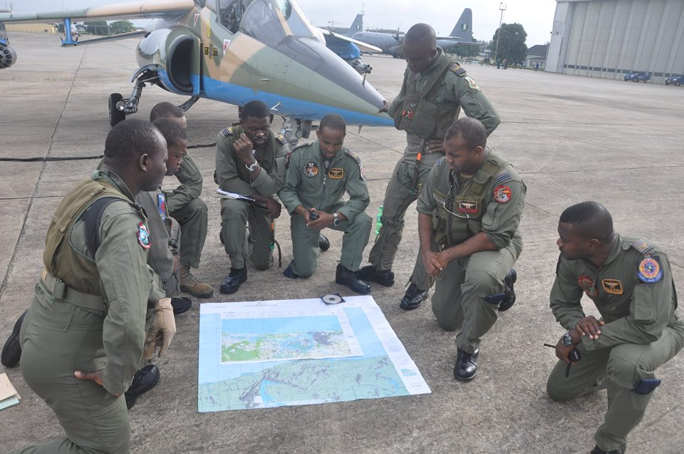 Image result for nigerian air force fighter jets