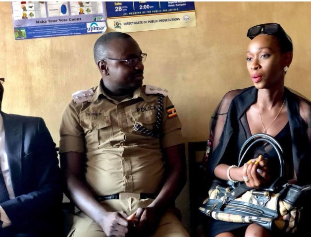 Judith Heard Reports To Police Over Leaked Nude Photos