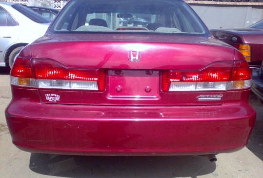 Captivating Interested ? Call 08023050886 Or Email Via Inspired_men@yahoo.com. Re: 2002  Honda Accord (babyboy) Special Edition ...