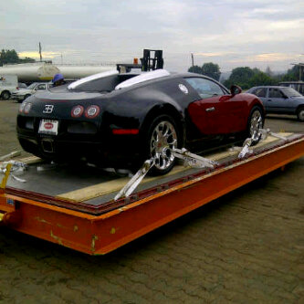 Picture Of Bugatti Veyron In Abuja Car Talk 7 Nigeria