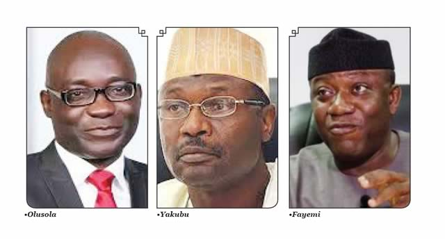 Image result for Tribunal grants APC's request to inspect Ekiti election materials