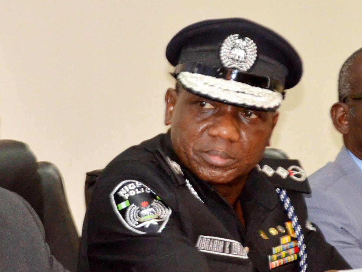 "BREAKING !!!:   ""Invasion Of National Assembly Is A Surprise To Me"" – IG Of Police"