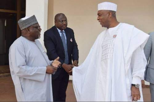 BREAKING !!!:   Osinbajo Got Buhari's Approval To Sack DSS Boss, Daura For 'Working For Saraki' – SR