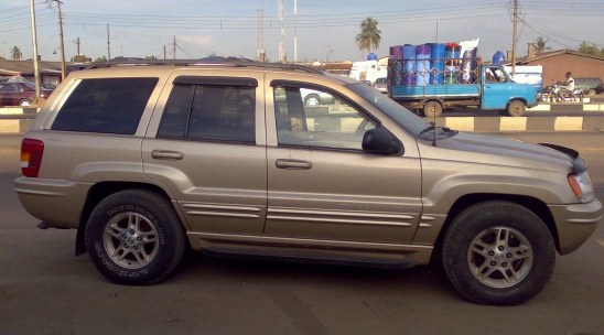 2002 04 jeep grand cherokee limited top of the line autos nigeria. Black Bedroom Furniture Sets. Home Design Ideas