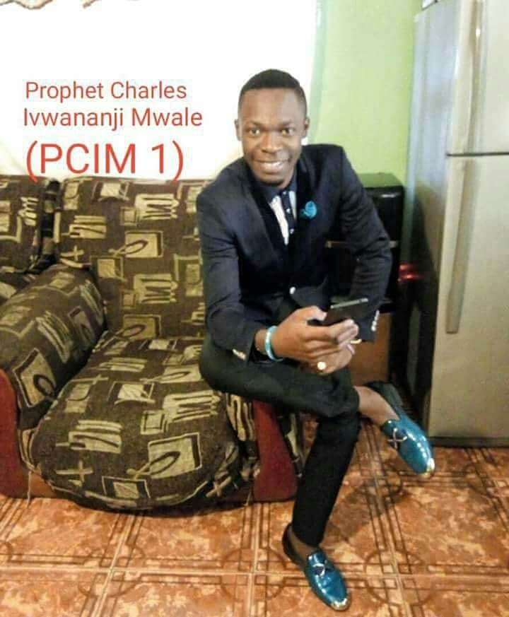 prophet pictures A male nude