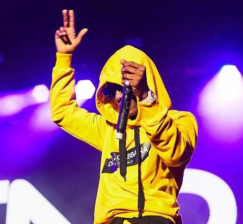 PHOTOS !!!: From Wizkid Performance At Portugal