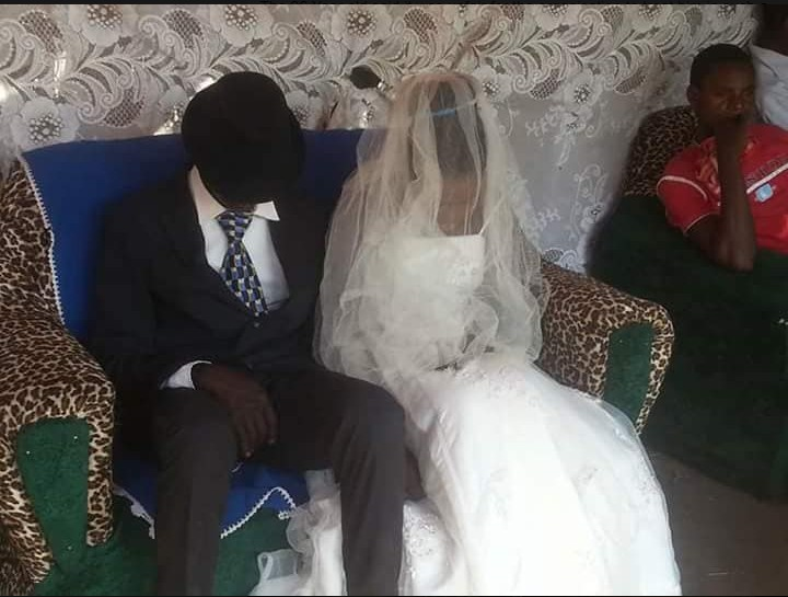 SHOCKING !!!: Zambian Officials Storm Wedding Ceremony To Stop Marriage Of 15-Year-Old Girl