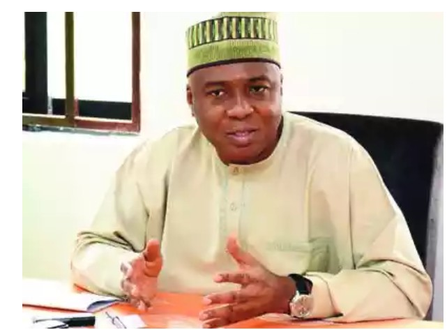 BREAKING !!!:  Senator Saraki Asks Court To Restrain AGF, IG, DSS From Unlawfully Removing Him