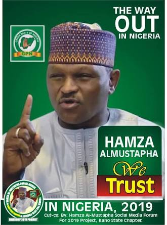 "BREAKING !!!:  2019: ""I May Run For President"" – Al-Mustapha, Ex-Abacha CSO"