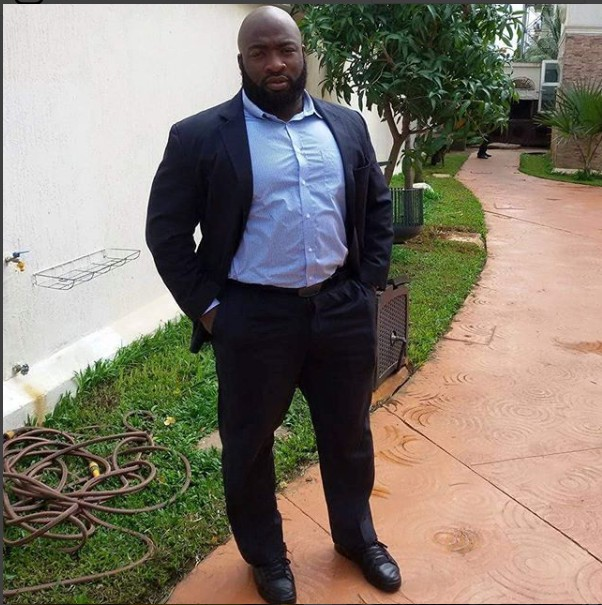 Nigeria's Strongest Man Reveals His Secret (Photos)