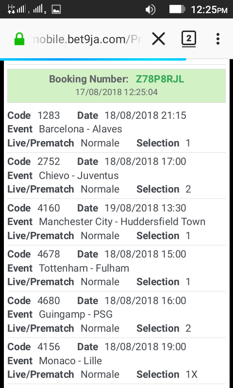 Free Bet9ja Code For Tomorrow And Next accumulated games z78p8rjl