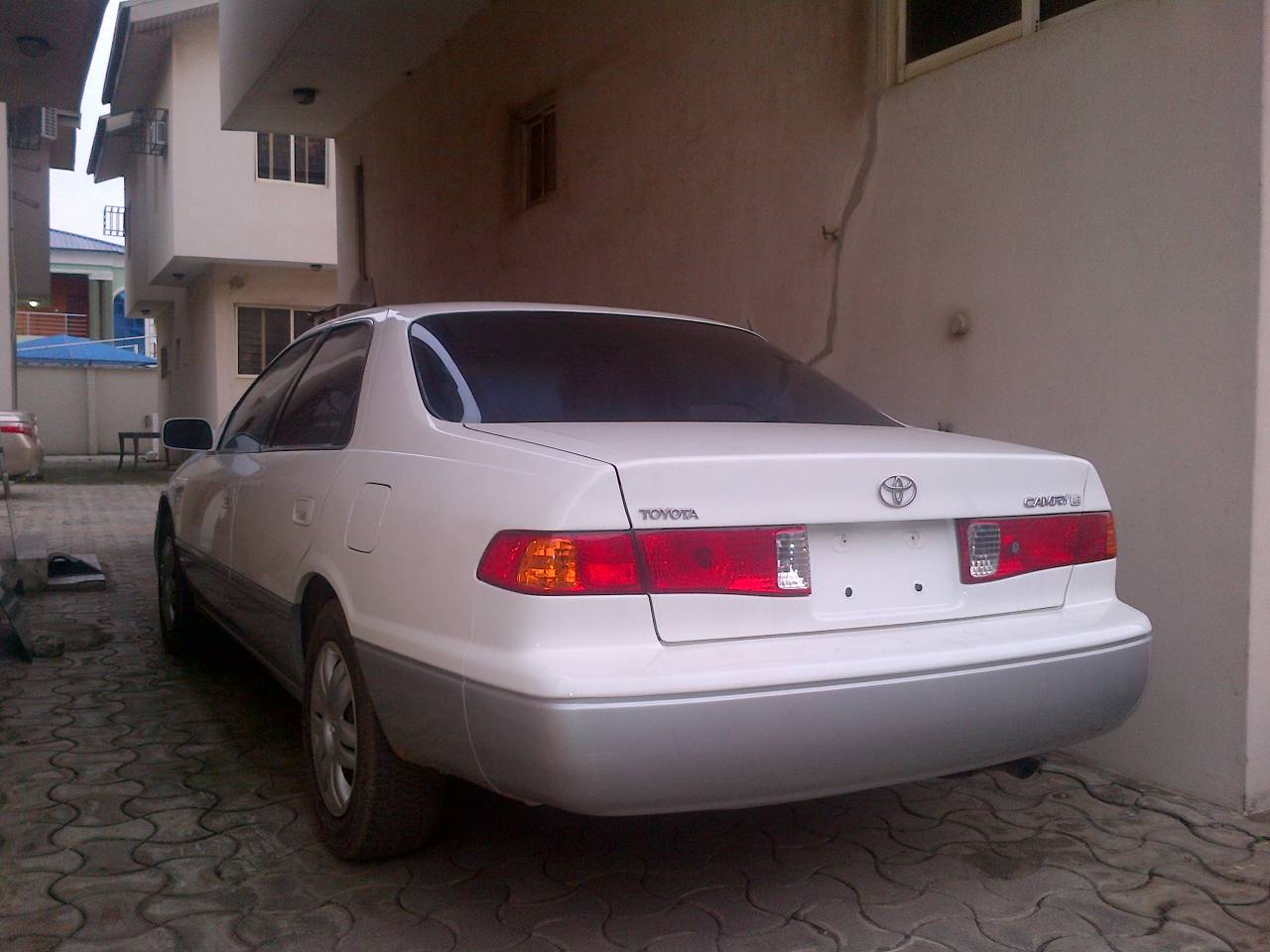 2001 toyota camry american spec autos nigeria. Black Bedroom Furniture Sets. Home Design Ideas