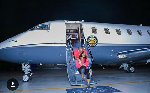 SHOCKING !!!:   Davido Finally Admits He Never Bought Any Private Jet. See The Real Owner