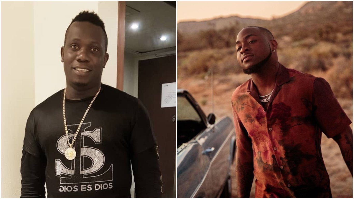 BREAKING !!!: Why Duncan Mighty Prostrated For Davido – Manager Reveals