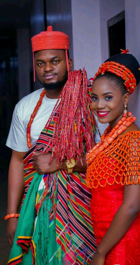 Edo Traditional Beads and Attires for Brides and Grooms - Fashion ...