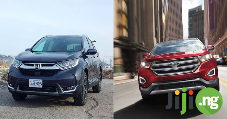 Vs Honda Cr V Reviews Right Now Here Is One More Review That Will Concentrate On Differences Between The Honda Cr V And Ford Edge Specifications