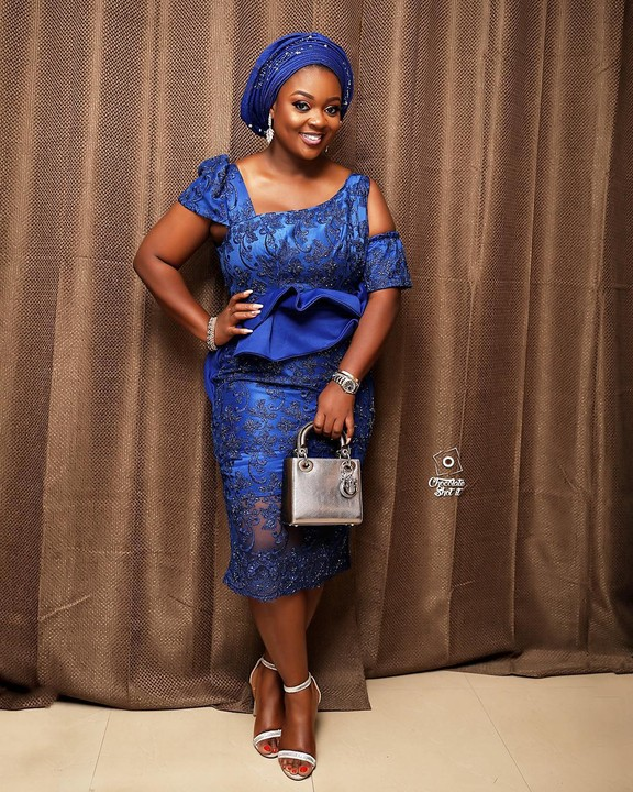HOT PICS !!!:  Beautiful Ghanaian A-List Actress, Jackie Appiah Slays In Native Outfit