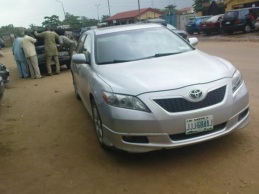 a registered toyota camry 4 sale 2008 model autos nigeria. Black Bedroom Furniture Sets. Home Design Ideas