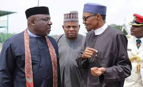 SHOCKING !!!:  'The Defection Of Our Colleagues, Especially Governors, Pained Us So Much' – Okorocha